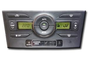 Toyota Auris Klimasteuerung