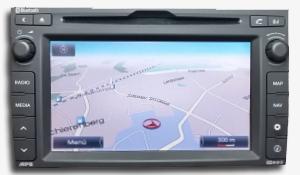LG Navigationssystem KIA / Hyundai